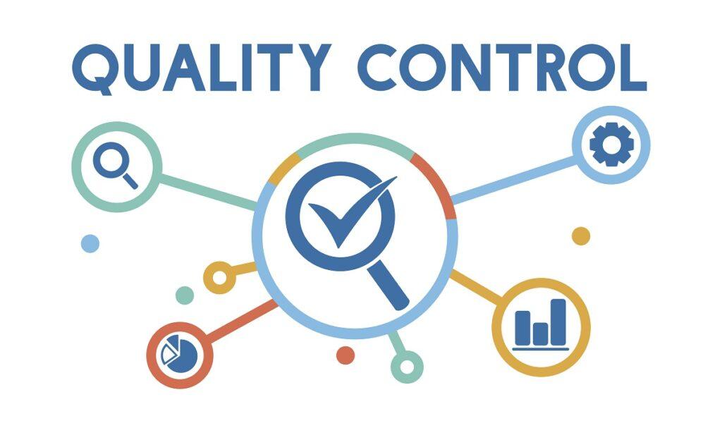 Kontrola jakości - rodzaje i etapy tego procesu