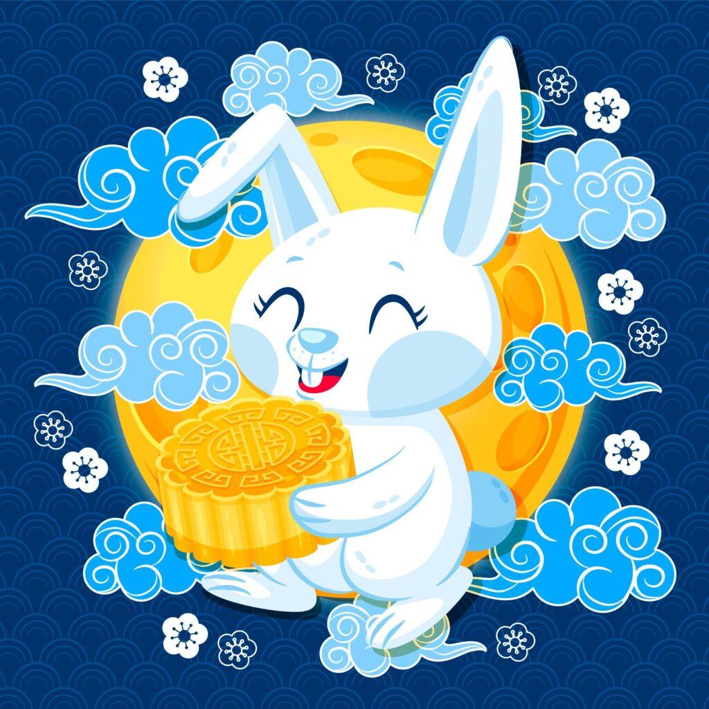 Jadeitowy królik
